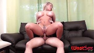 Loirinha linda que gosta no cu - Cibelle Mancinni - Frotinha Porn Star -  -  -