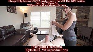 Massage From My Girlfriends Hot Mom Part 2 Christina Sapphire