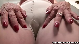 An older woman means fun part 54