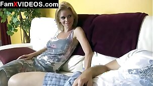 Stepmom teases and fuck step son - FREE Mom Tube Videos at FamXvideos.com