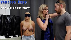 Hot Step Daughter Tricked into a Threesome with Mom and Step Dad - Cory Chase and Vanessa Cage